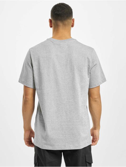 Nike T-skjorter Swoosh PK 2 grå