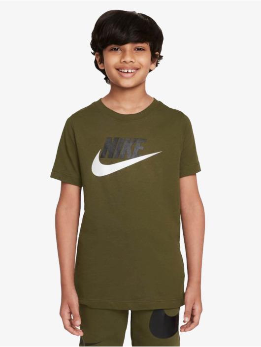 Nike T-skjorter Futura Icon Td grøn