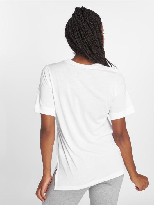 Nike T-skjorter NSW Top SS Prep Futura hvit