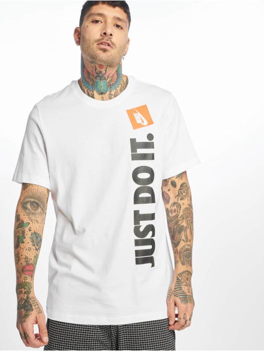 Nike T-skjorter HBR JDI 2 hvit