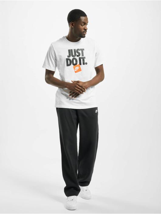 Nike T-skjorter HBR 3 hvit