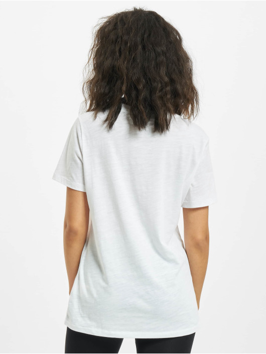 Nike T-skjorter Icon hvit
