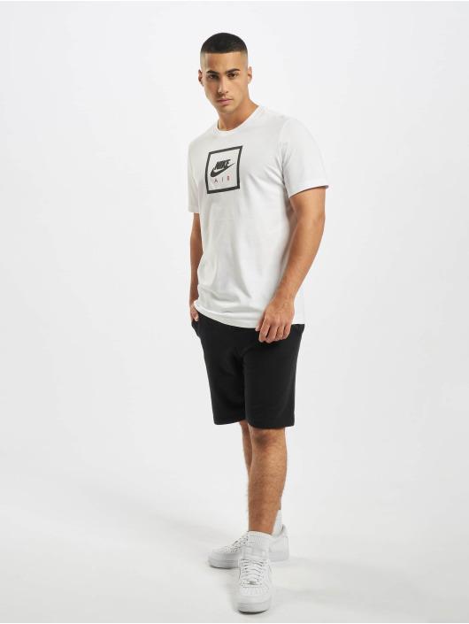 Nike T-skjorter Air 2 hvit