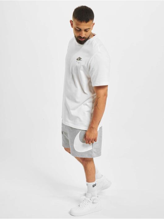 Nike T-skjorter Air hvit