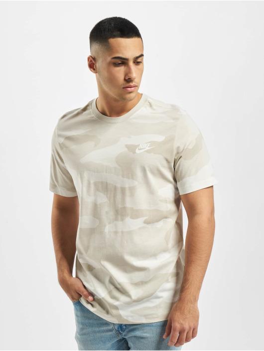 Nike T-skjorter Camo AOP kamuflasje