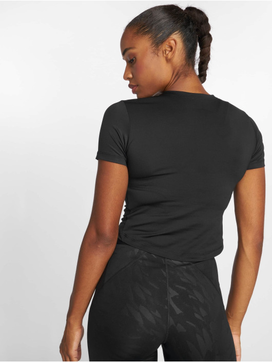 Nike T-skjorter Pro svart