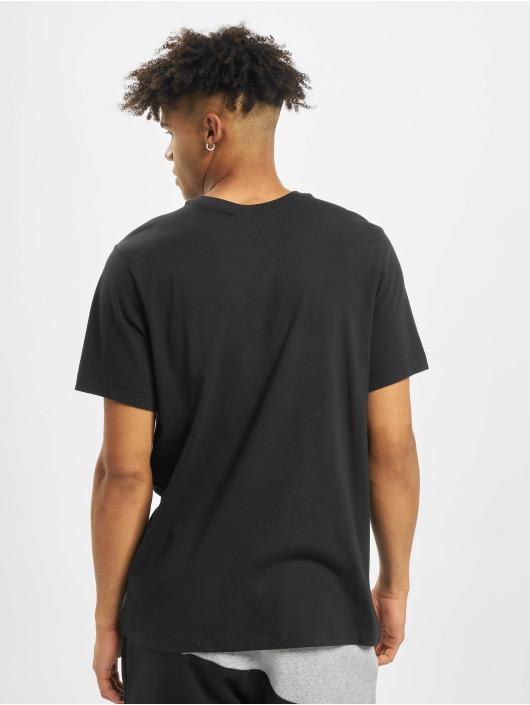 Nike T-skjorter AF1 svart