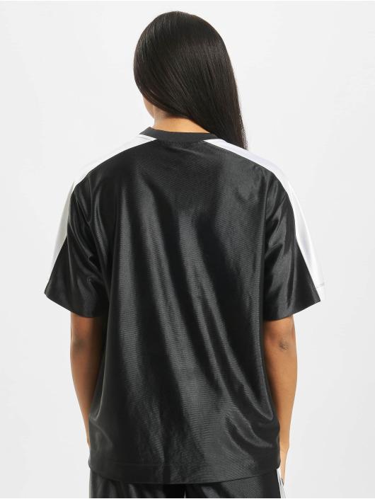 Nike T-skjorter Glam Dunk svart