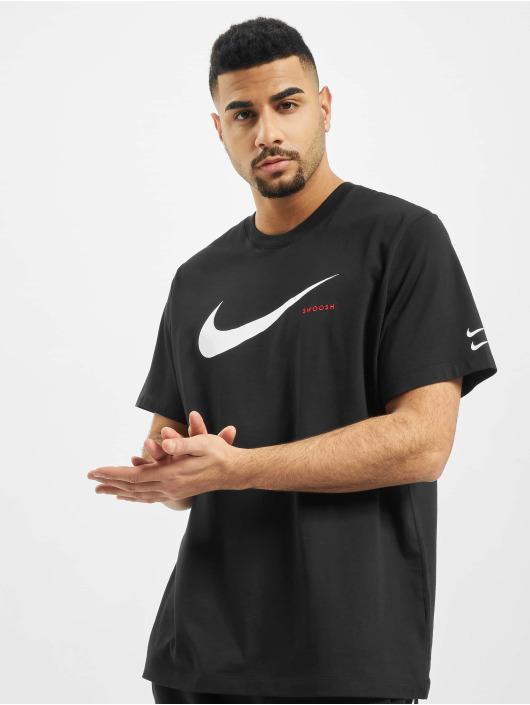 Nike T-skjorter HBR svart