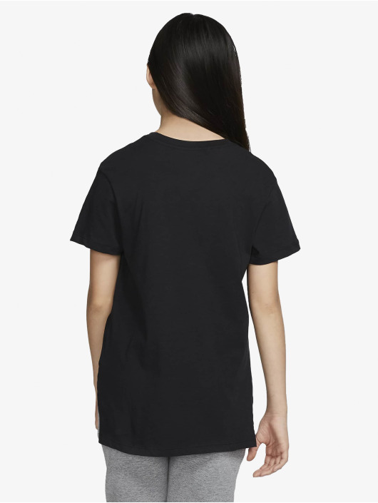 Nike T-skjorter Basic Futura svart