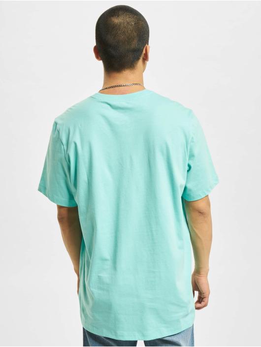 Nike T-skjorter Icon Futura turkis