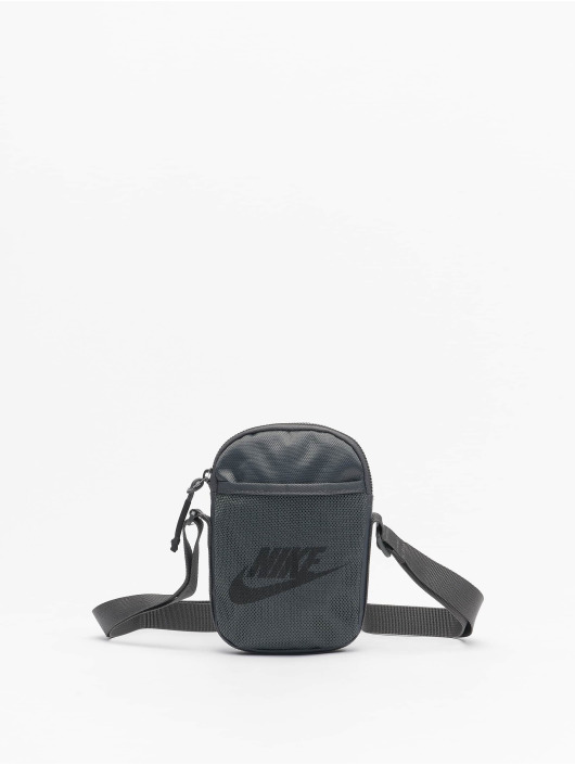 Nike Tašky Heritage Crossbody šedá
