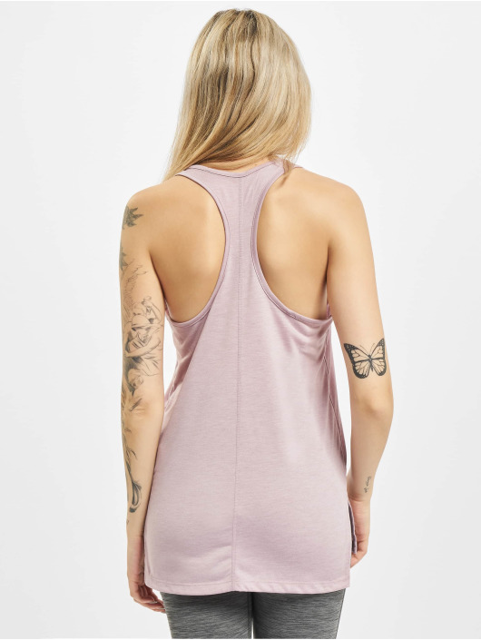 Nike Tank Top Yoga Layer lila