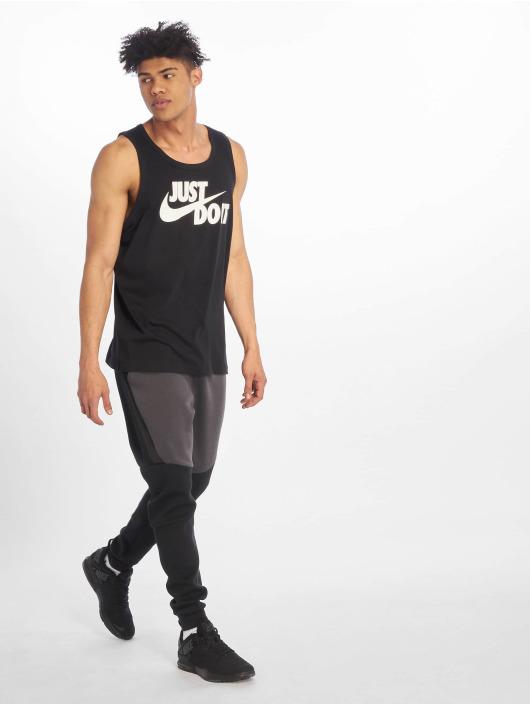 Nike Tank Tops JDI čern