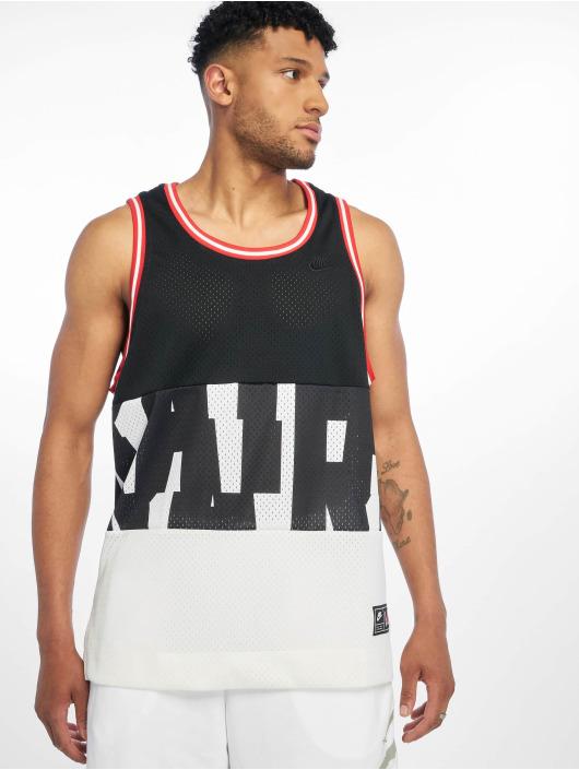 Nike Tank Tops Mesh čern