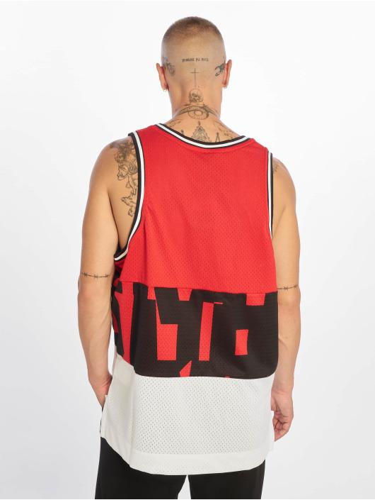 Nike Tank Tops Mesh červený
