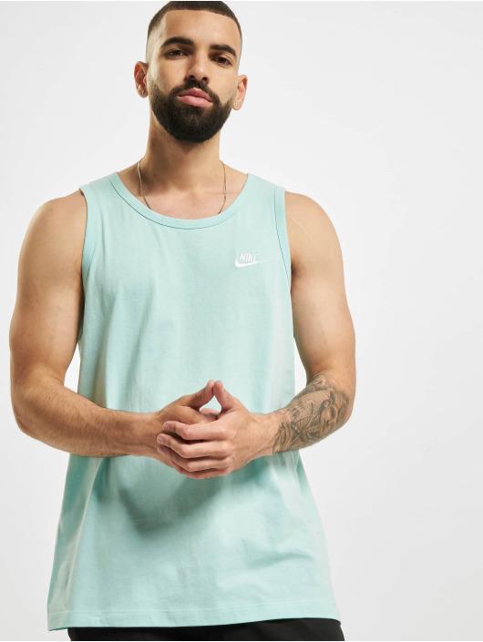 Nike Tank Tops Club beige