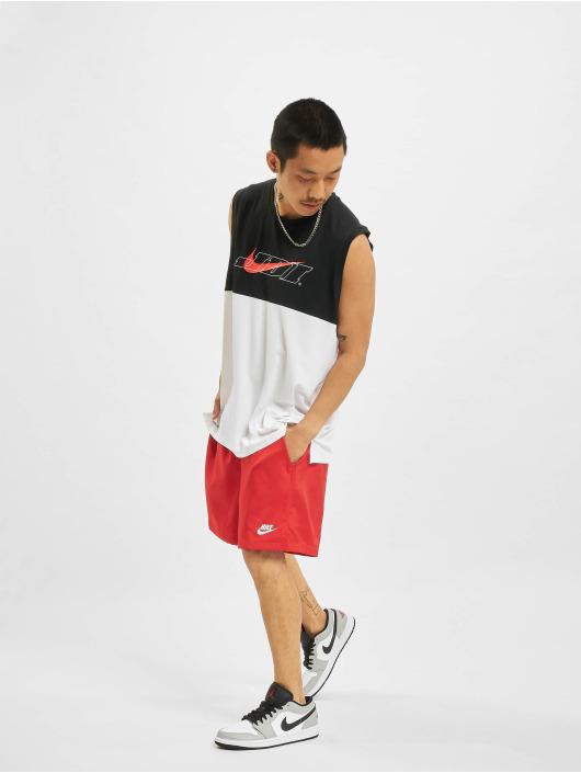 Nike Tank Tops Pro Dri-FIT Sport Clash biela