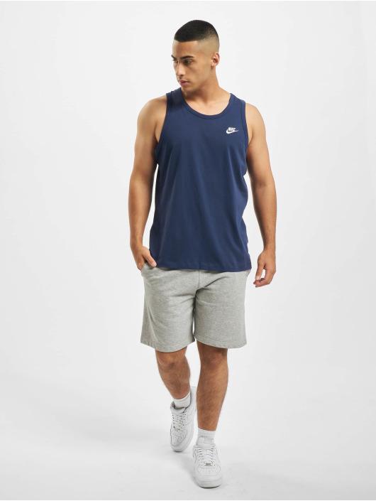 Nike Tank Tops Club blå