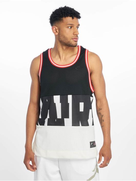 Nike Tank Tops Mesh black