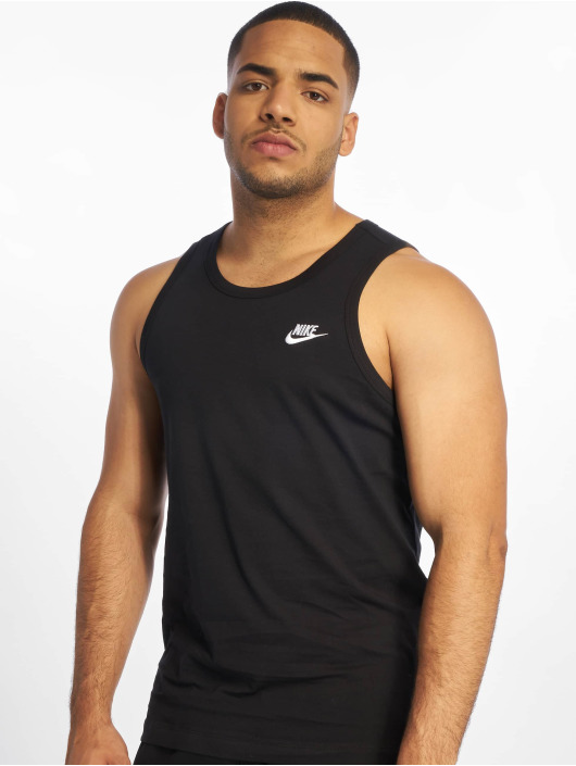 Nike Tank Tops Club black