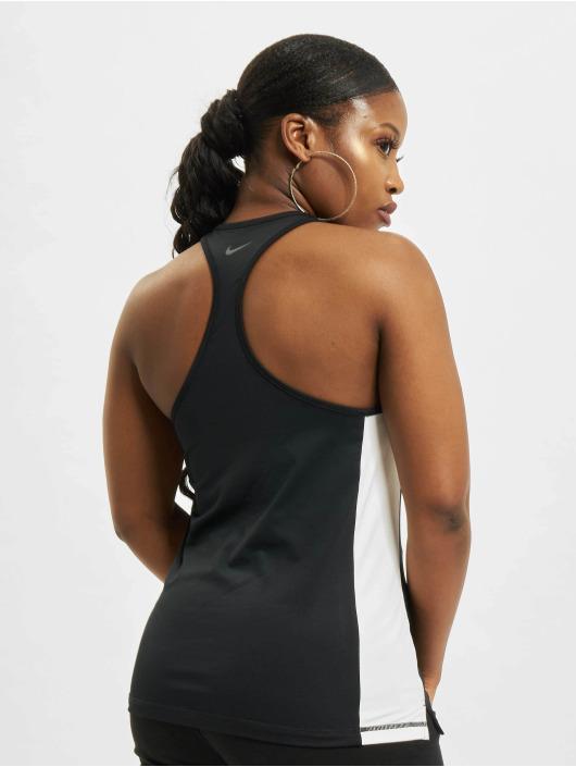 Nike Tank Tops Pro Graphic black