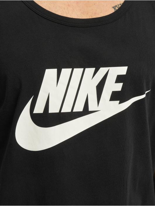 Nike Tank Tops Icon Futura black