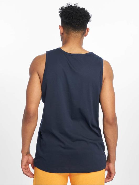 Nike Tank Tops Icon Futura blau