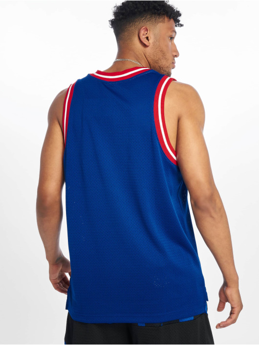 Nike Tank Tops Statement Mesh blau