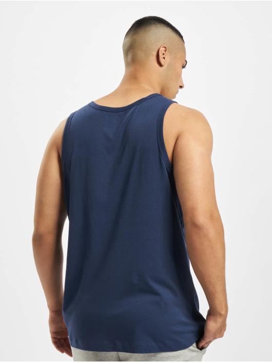 Nike Tank Tops Club blau