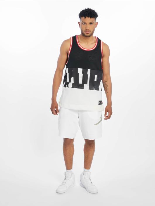 Nike Tank Tops Mesh czarny