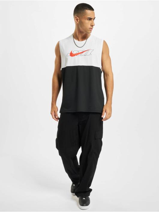 Nike Tank Tops Pro Dri-FIT Sport Clash czarny