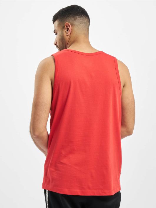 Nike Tank Tops Swoosh czerwony