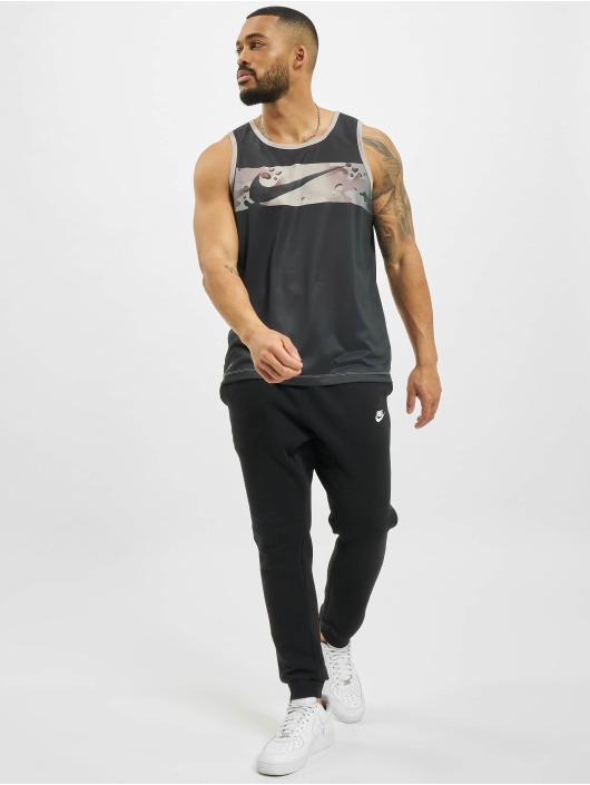Nike Tank Tops Leg SW Camo grau