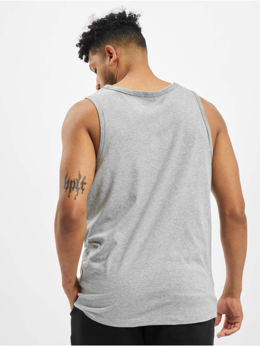 Nike Tank Tops Just Do It Swoosh gray