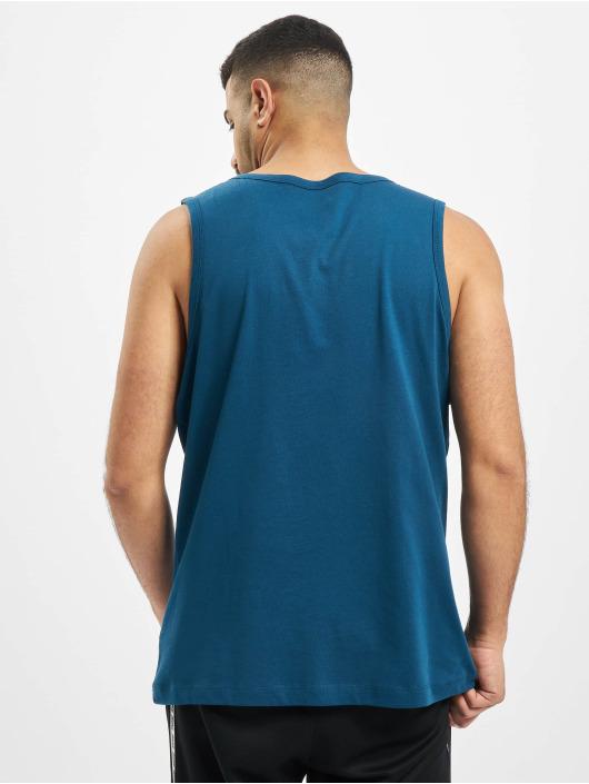 Nike Tank Tops Club modrá