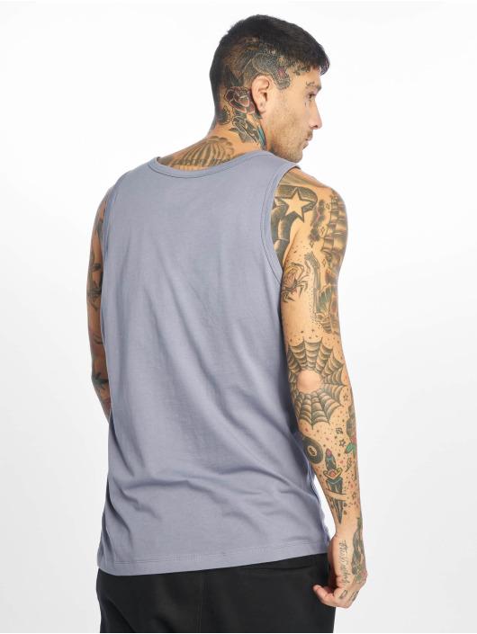 Nike Tank Tops JDI niebieski