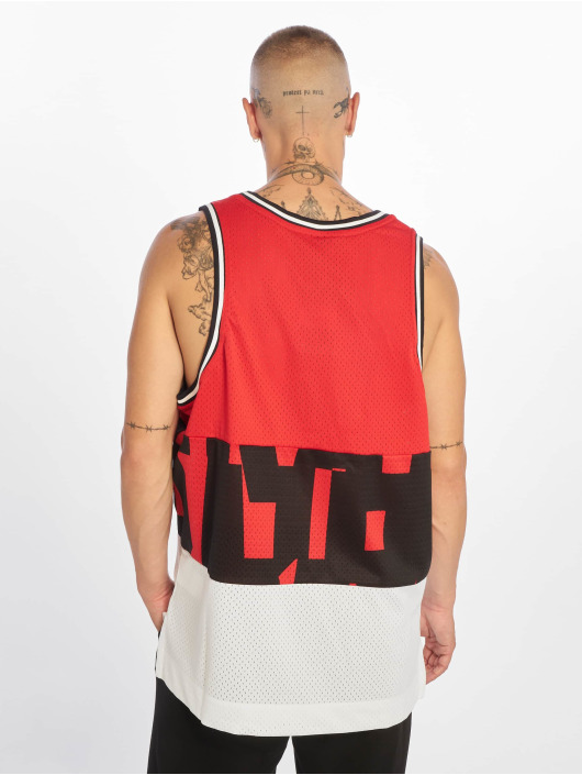 Nike Tank Tops Mesh red
