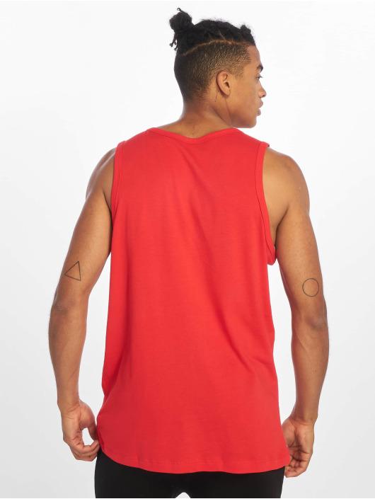 Nike Tank Tops Icon Futura rosso