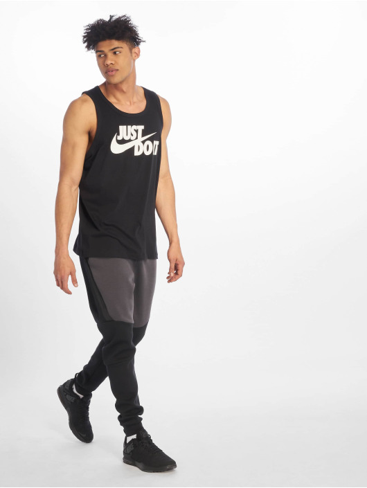 Nike Tank Tops JDI schwarz