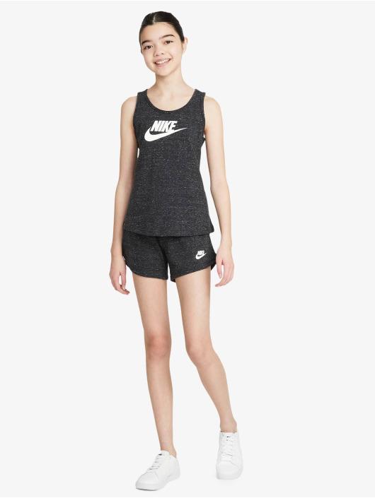 Nike Tank Tops Tank Jersey schwarz