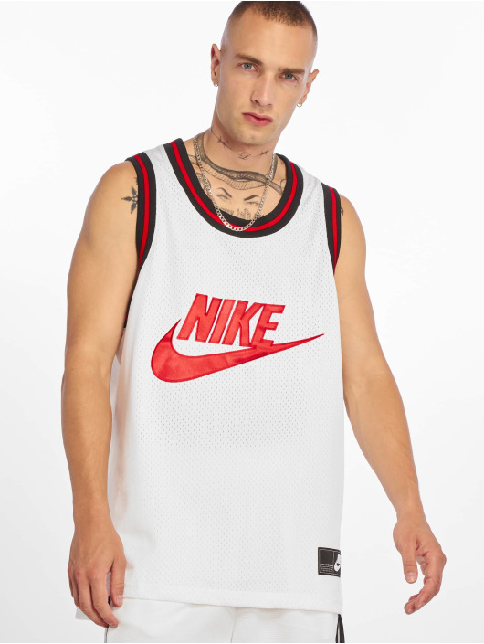 Nike Tank Tops Statement Mesh weiß