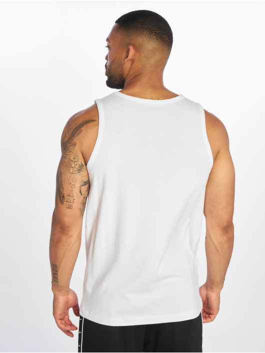 Nike Tank Tops Icon Futura Tank Top white