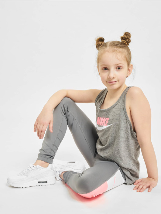 Nike Tanktop G Nsw Jersey grijs