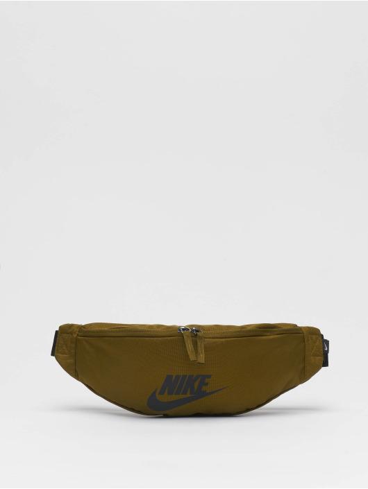 Nike tas Heritage Hip Pack olijfgroen