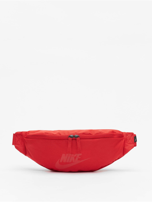 Nike tas Heritage Hip Pack Bag rood
