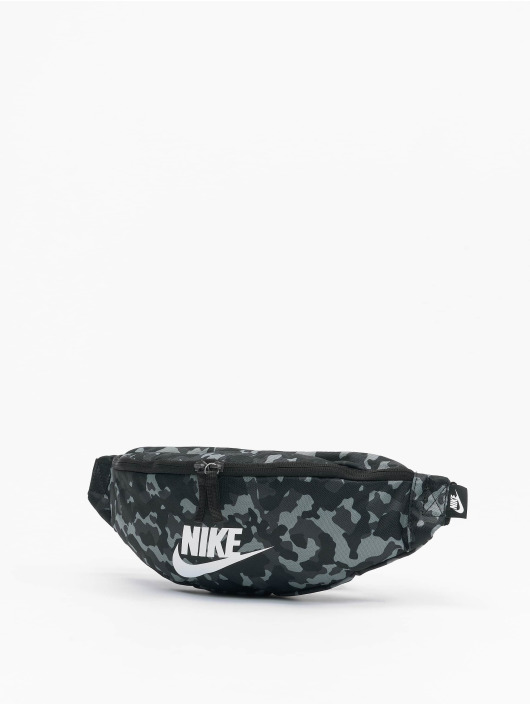 Nike Tasche Heritage Hip Pack AOP2 schwarz