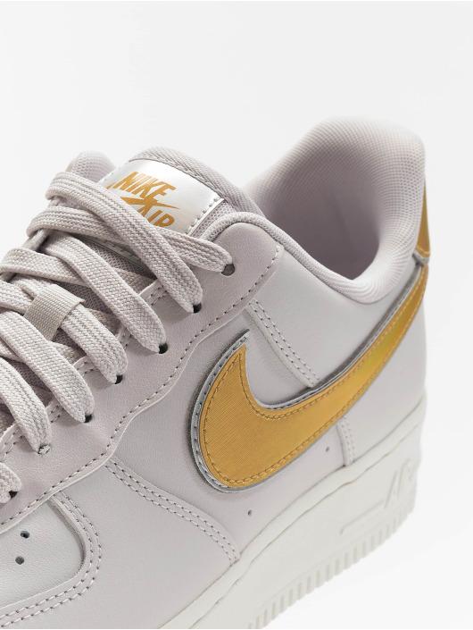 san francisco eb561 8d1c1 Nike Tennarit Air Force 1 07 Metallic harmaa ...