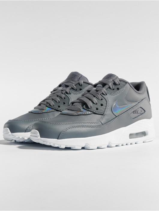 premium selection 8cced 19c71 ... Nike Tennarit Air Max 90 Leather (GS) harmaa ...