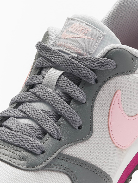Nike Tennarit Mid Runner 2 (GS) harmaa